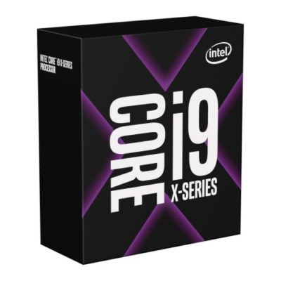 Intel Core I9-9820X CPU