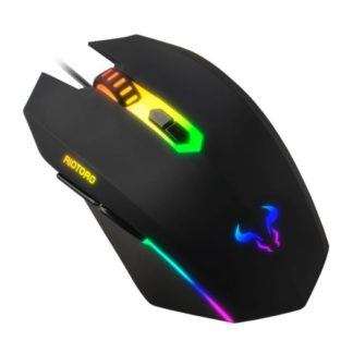 Riotoro URUZ Z5 Classic Wired Optical RGB Gaming Mouse