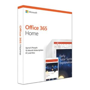 Microsoft Office 365 Home 2019