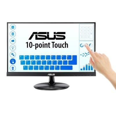 "Asus 21.5"" Frameless IPS LED Touchscreen Monitor (VT229H)"