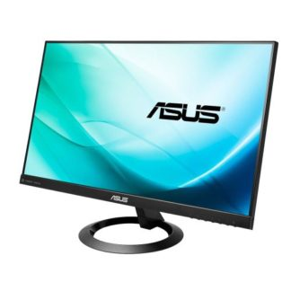"Asus 23.8"" WQHD Frameless Eye Care IPS Monitor (VX24AH)"