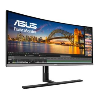 "Asus ProArt 34.1"" UWQHD Ultra-wide Curved Professional Monitor (PA34VC)"