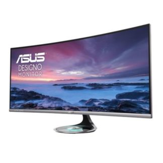 "Asus 37.5"" Designo Curve UWQHD Ultra-wide Curved Monitor (MX38VC)"