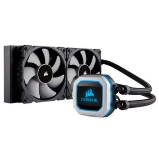 Corsair Hydro H100i PRO 240mm RGB Liquid CPU Cooler