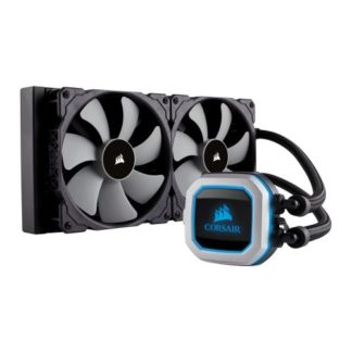 Corsair Hydro H115i PRO 280mm RGB Liquid CPU Cooler
